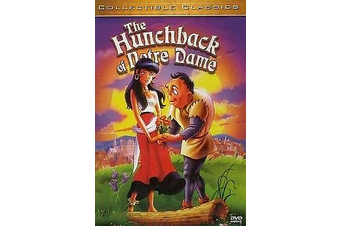 The Hunchback of Notre Dame -Kids DVD Series Rare Aus Stock New