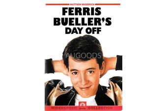 Ferris Bueller's Day Off -Comedy Region 1 Rare- Aus Stock DVD NEW