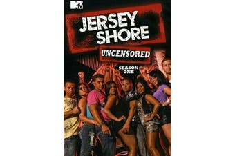Jersey Shore: Season 1 Complete First (Uncensored) - DVD Series New