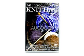 An Introduction to Knitting -Educational Series Region All DVD NEW