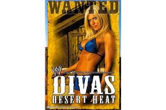 WWE Divas Desert Threat - Region 1 Rare- Aus Stock DVD PREOWNED: DISC LIKE NEW