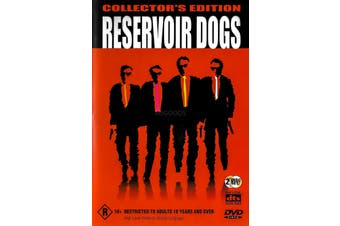Reservoir Dogs Collectors Edition - Rare DVD Aus Stock PREOWNED: DISC LIKE NEW