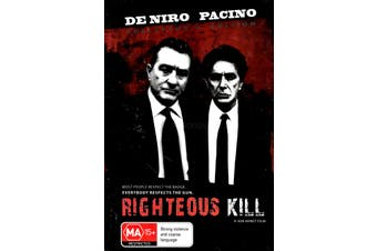RIGHTEOUS KILL - COLLECTOR'S EDITION - Rare DVD Aus Stock PREOWNED: DISC LIKE NEW