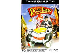 Who framed Roger Rabbit - Rare DVD Aus Stock PREOWNED: DISC LIKE NEW