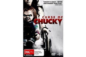 Curse of Chucky - Rare DVD Aus Stock PREOWNED: DISC LIKE NEW