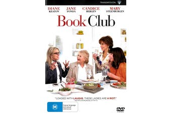Book Club - Rare DVD Aus Stock PREOWNED: DISC LIKE NEW