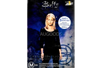 Buffy The Vampire Slayer Part 2 Collector's Edition - Preowned DVD: DISC LIKE NEW Series