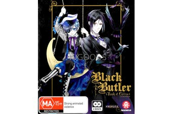 Black Butler - Rare Blu-Ray Aus Stock PREOWNED: DISC LIKE NEW