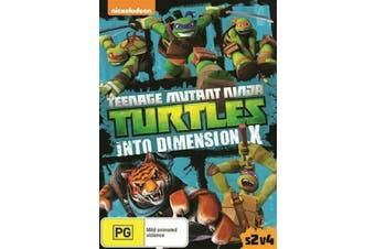 Teenage Mutant Ninja Turtles: Into Dimension X - Season 2 Volume 4