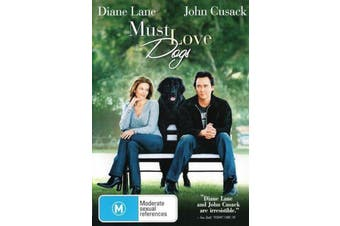 Must Love Dogs Rare Dvd Aus Stock Preowned Disc Like New Kogan Com