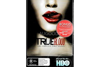 True Blood - Rare DVD Aus Stock PREOWNED: DISC LIKE NEW