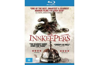 The Innkeepers - Rare Blu-Ray Aus Stock PREOWNED: DISC LIKE NEW