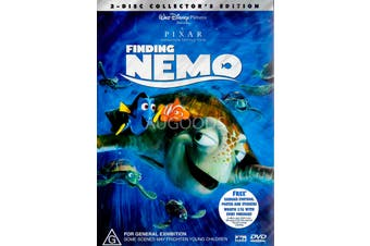 Finding Nemo -Rare DVD Aus Stock -Family PREOWNED: DISC LIKE NEW