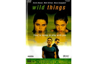 WILD THNGS - Rare DVD Aus Stock PREOWNED: DISC LIKE NEW