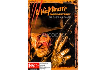 A Nightmare on Elm Street - Rare DVD Aus Stock PREOWNED: DISC LIKE NEW