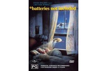 BATTERIES NOT INCLUDED - Rare DVD Aus Stock Preowned: Excellent Condition