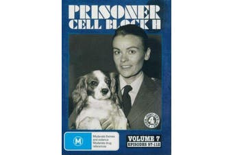 PRISONER CELL BLOCK II VOL.7 - Rare DVD Aus Stock Preowned: Excellent Condition