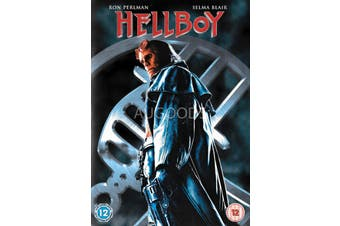 Hellboy - Rare DVD Aus Stock Preowned: Excellent Condition