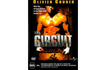 THE CIRCUT - Rare DVD Aus Stock Preowned: Excellent Condition