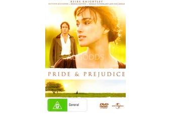 Pride & Prejudice - Rare DVD Aus Stock Preowned: Excellent Condition