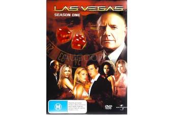 SEASON 1 LAS VEGAS BOX SET - Rare- Aus Stock DVD Preowned: Excellent Condition