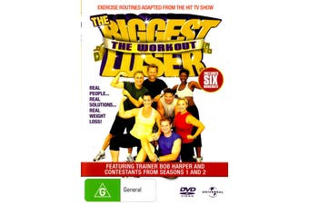 THE BIGGEST LOSER - THE WORKOUT - Rare DVD Aus Stock Preowned: Excellent Condition