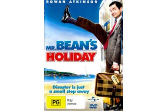 MR BEAN'S HOLIDAY -Rare DVD Aus Stock -Family Preowned: Excellent Condition