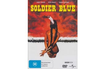 Soldier Blue -Educational DVD Rare Aus Stock Preowned: Excellent Condition