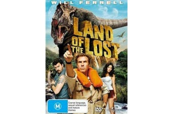Land of the Lost - Rare DVD Aus Stock Preowned: Excellent Condition