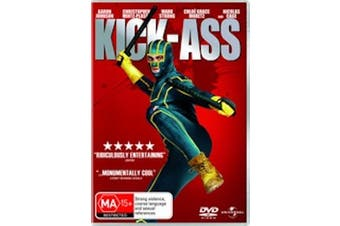 Kick Ass (Single Disc) - Rare DVD Aus Stock Preowned: Excellent Condition