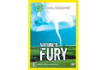 Nature's Fury - Rare DVD Aus Stock Preowned: Excellent Condition