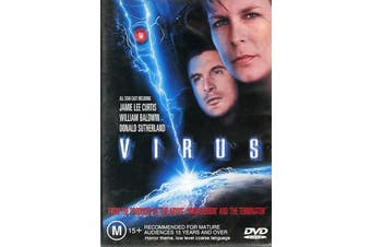 Virus - Rare DVD Aus Stock Preowned: Excellent Condition
