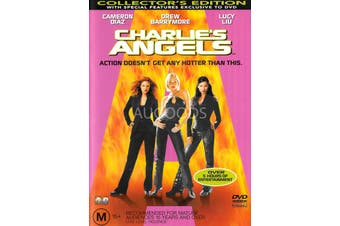 Charlie's Angel - Rare DVD Aus Stock Preowned: Excellent Condition