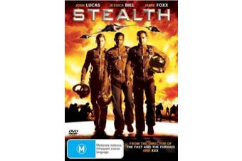 Stealth - Rare DVD Aus Stock Preowned: Excellent Condition