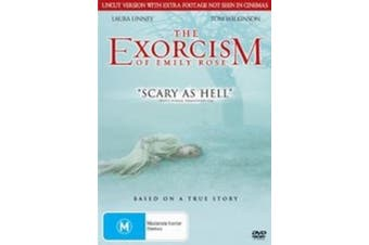 The Exorcism Of Emily Rose - Rare DVD Aus Stock Preowned: Excellent Condition