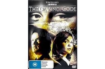 THE DAVINCI CODE - Region 4 Rare- Aus Stock DVD Preowned: Excellent Condition