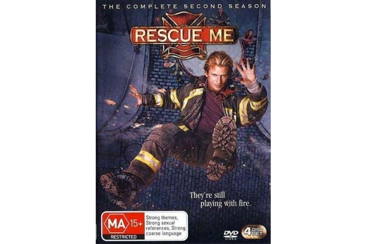 Rescue MeSeason 2 - Series Rare- Aus Stock DVD Preowned: Excellent Condition