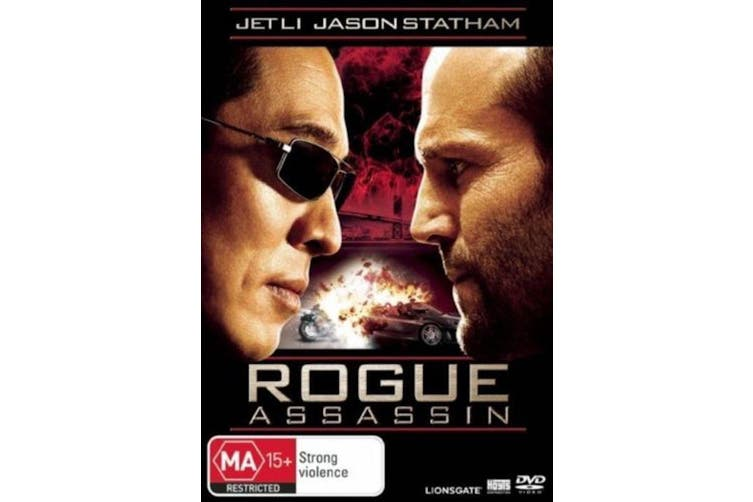 Rogue Assassin - Rare- Aus Stock DVD Preowned: Excellent Condition