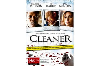 Cleaner - Rare DVD Aus Stock Preowned: Excellent Condition