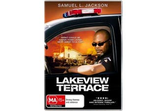 Lakeview Terrace - Samuel L Jackson - Rare DVD Aus Stock Preowned: Excellent Condition