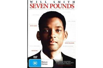 Seven Pounds - Rare- Aus Stock DVD Preowned: Excellent Condition