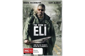 The Book of Eli - Rare DVD Aus Stock Preowned: Excellent Condition