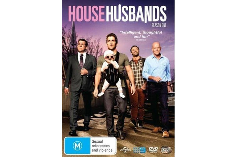 House Husbands Season 1 - Series Rare- Aus Stock DVD Preowned: Excellent Condition