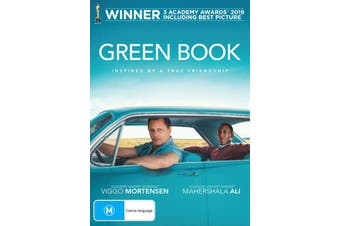 Green Book - Rare DVD Aus Stock Preowned: Excellent Condition