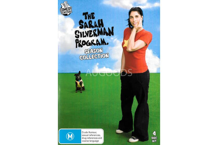 The Sarah Silverman Program Season Collection -Comedy Series Region All Preowned DVD Excellent Condition