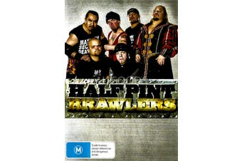 Halfpint Brawlers - Region 4 Rare- Aus Stock DVD Preowned: Excellent Condition