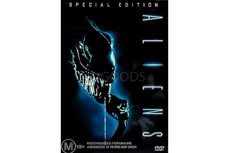 ALIENS - Region 4 Rare- Aus Stock DVD Preowned: Excellent Condition