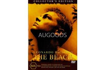THE BEACH - LEONARDO DICAPRIO - Rare DVD Aus Stock Preowned: Excellent Condition