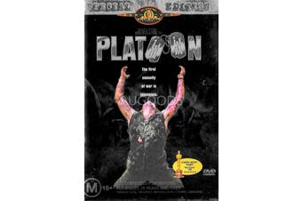Platoon -Rare DVD Aus Stock -War Preowned: Excellent Condition