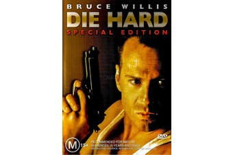 Die Hard Special Edition - Region 4 Rare- Aus Stock DVD Preowned: Excellent Condition